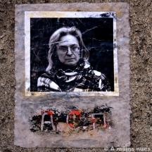 Anna Politkovskaïa - © À mains nues
