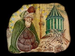 Djalâl-od Dîn Rumi , مولوی