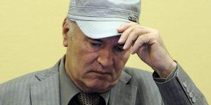 Ratko Mladic au tribunal de La Haye, en 2012