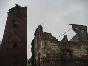 Ruines de Vukovar, 1992