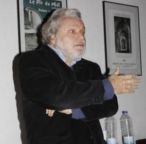 Nedim Gursel en 2008