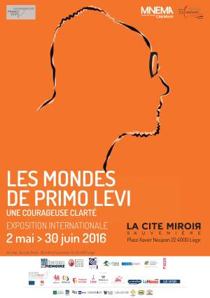 A3- affiche Primo Levi