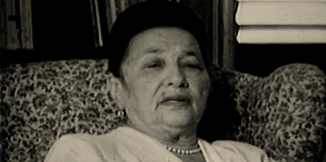 Esther Markish, l'épouse de Peretz