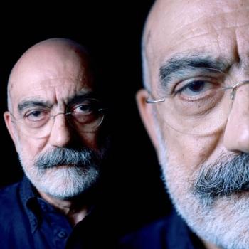 Ahmet Altan par Marc Melki