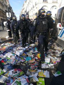 Nantes révoltée, janvier 2020